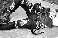#punk #boots