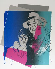 Andy Warhol, 'Some Men Need Help,' 1982, Bruno Art Group