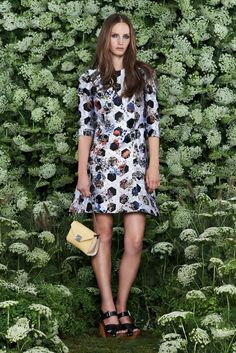 Mulberry | Spring 2015 Ready-to-Wear