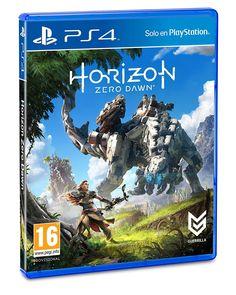 Horizon Zero Dawn - Edición Normal: playstation 4: Amazon.es: Videojuegos