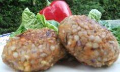 Buckwheat burgers