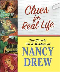 This would be a great birthday gift for someone who loves Nancy Drew (wink, wink)!