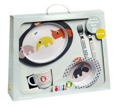 Dinner set - girl [SB0346] | Voor kids | størblends