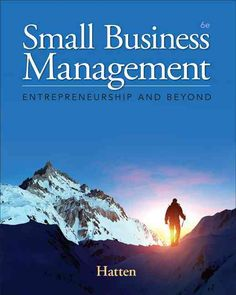 entrepreneurship and small business management lesson plans