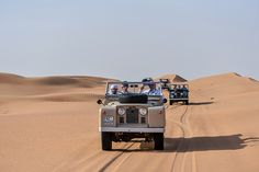 Land Rover Ride & Drive