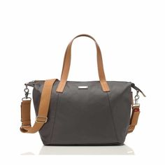 £89 | Storksak Changing Bag - Noa - Grey