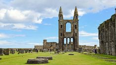 The Cathedral of St Andrew is an incredible site, really peaceful and serene location Have you been there yet?