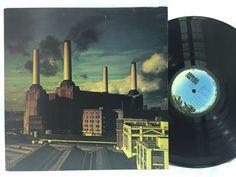 Pink Floyd Animals JC 34474 LP #Vinyl Record