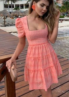 Stylish Dresses, Elegant Dresses, Pretty Dresses, Beautiful Dresses, Casual Dresses, Short Dresses, Summer Dresses, Chic Outfits, Dress Outfits