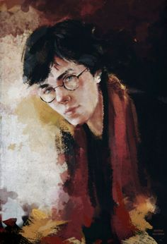Harry Potter by MarinaMichkina