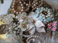 vintage jewels...