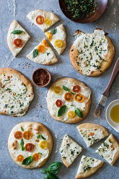 deliciosas pizzas caseras