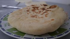 Recette cheese naan  Thermomix