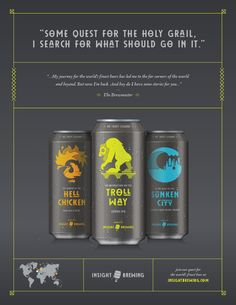 Insight Brewing   Riley Hayes Advertising