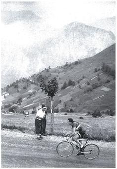 Fausto Coppi Tour de France 1952
