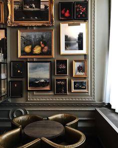 Home Decoration For Small House Deco Restaurant, Restaurant Design, Design Hotel, Architecture Restaurant, Interior Architecture, Century Hotel, Mid Century, Mid-century Interior, A Frame Cabin