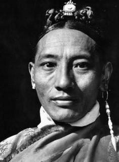 Tibetan Officials Earring