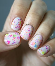 Nails by maggiemooie - http://yournailart.com/nails-by-maggiemooie/ - #nails #nail_art #nails_design #nail_ ideas #nail_polish #ideas #beauty #cute #love