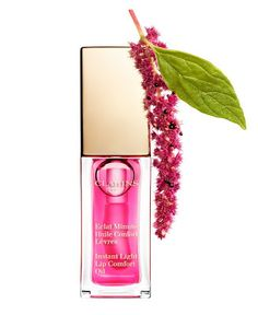 The Beauty News: Clarins Instant Light Lip Comfort Oil 2017