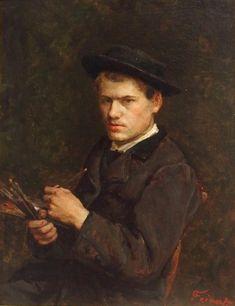 Αυτοπροσωπογραφία (1877)