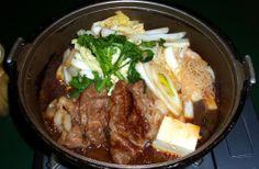 sukiyaki japanes food