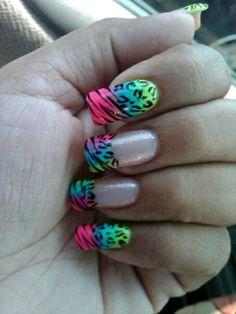 Summer neons