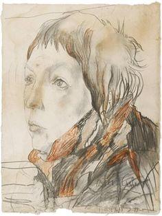 Oster-Gesche By Horst Janssen ,1974