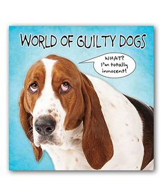 World of Guilty Dogs Hardcover
