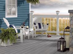 Deckorators Classic Balusters - 10 stocking colors to customize any outdoor or indoor railing!