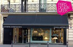 Paris Design Week | Martinelli Luce chez Astéri
