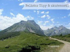 Blog Zrzky: Cestování s dětmi / Balkán & Rekapitulace & Tipy Mount Rainier, Mountains, Nature, Blog, Travel, Naturaleza, Viajes, Trips, Nature Illustration