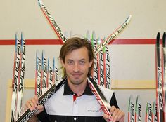 Martin Koukal - ambasador of Sporten brand