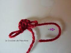 le Crochet de Pandore: Tuto Cercle Magique Crochet Amigurumi, Crochet Necklace, Crochet Patterns, Diy, Mars 2017, Origami, Cactus, Easy Crochet, Amigurumi Patterns