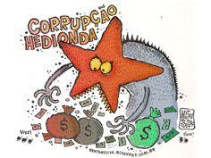 O Monstro da Corrupção