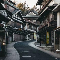 Naritasan Omotesando Street by Yoshiro Ishii - Photo 203571855 / City Landscape, Fantasy Landscape, Urban Landscape, Aesthetic Japan, Japanese Aesthetic, Street Photography, Landscape Photography, Photography Aesthetic, Amazing Photography