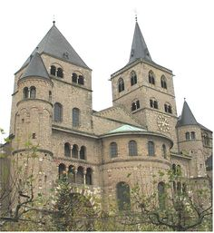 Cathedral Of St. Peter, Trier Germany
