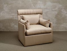 THE HIGH BACK CHAIR™ - Saladino Style