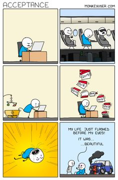 I knew that coding was really the only purpose in life Programming Humor, Life Purpose, Satire, Software Development, Acceptance, Coding, Memes, Funny, Fun Stuff