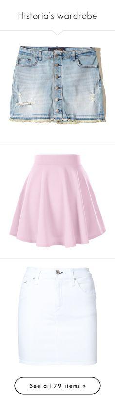 Historia's wardrobe by musicnerd253 on Polyvore featuring polyvore, women's fashion, clothing, skirts, mini skirts, light destroy, denim mini skirt, short skirts, short blue skirt, denim skirt, blue skirt, bottoms, flared skater skirt, circle skirt, short mini skirts, mini skirt, flared mini skirt, white, straight denim skirt, white denim mini skirt, white denim skirt, dresses, floral lace dress, white skater dress, lace dress, floral dresses, sheer lace dresses, accessories, tech…