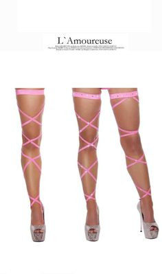 9afb368fc Thigh-High Bandage Stocking