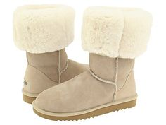 UGG Kids Classic Tall Sand Boots