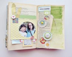 Happy Little Moments Class // My HLM book by bckueser at @studio_calico