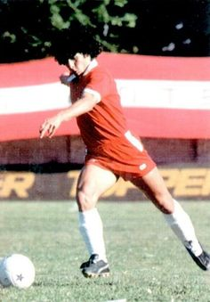 Por el uniforme será de 1978 esta foto? Y los Puma empezaban a aparecer...Argentinos Juniors.