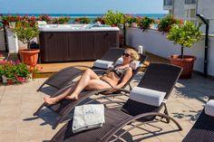 Hotel a Senigallia - Hotel con jacuzzi | Hotel Caggiari