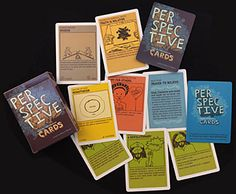Imagine a deck of cards which can guide you through an enjoyable and deeply revealing spiritual conversation. Perspective Cards allows peopl...