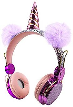 Mermaid Room Decor, Unicorn Bedroom Decor, Cute Headphones, Girl With Headphones, Barbie Doll Set, Bad Barbie, Ty Toys, Jojo Siwa Birthday, Kids Headbands