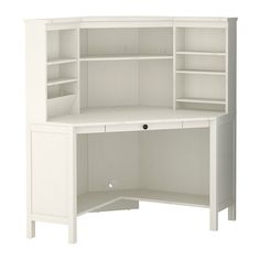LINNMON ADILS Corner table white white 47 14x47 14 Bedroom