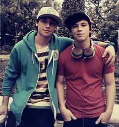 Wesley Stromberg and Keaton Stromberg the most cute brothers in the world