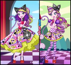 Ever After High Way Too Wonderland Kitty Cheshire Dress Up Game : http://www.starsue.net/game/Way-Too-Wonderland-Kitty-Cheshire.html Have Fun! ♥