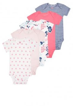 Carter's - 5 PACK - Body - pink